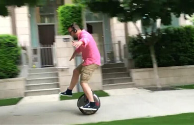 airwheel X8 scooters