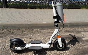 Airwheel Z3 foldable mini electric scooter