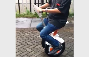 two wheel self balance scooter Airwheel A3