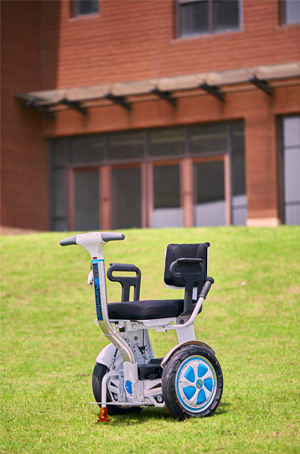 Airwheel A6TS lightweight balance wheelchair